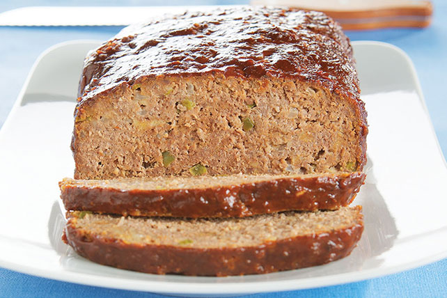 Simple Meatloaf Recipe Image 1