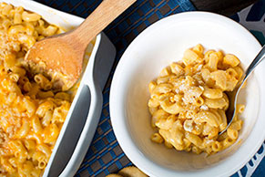 Home-Baked Macaroni & Cheese