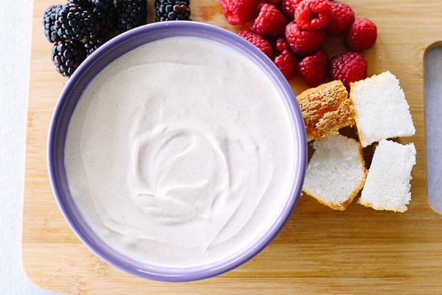 how to make sour cream dip