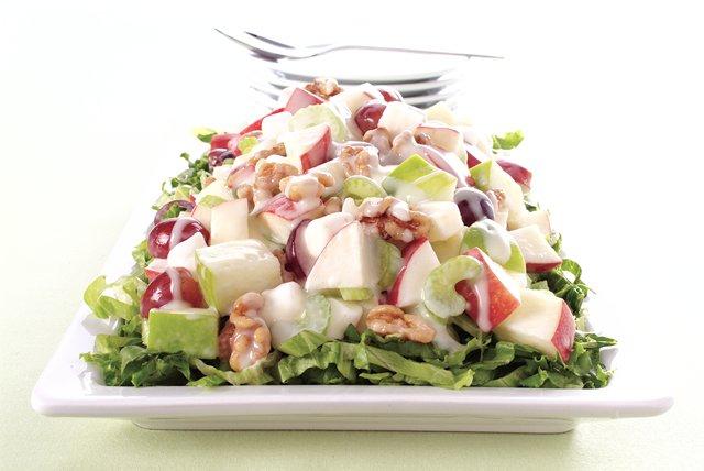 Waldorf Salad Platter Image 1
