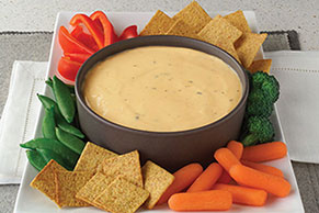 VELVEETA® Zesty Ranch Dip