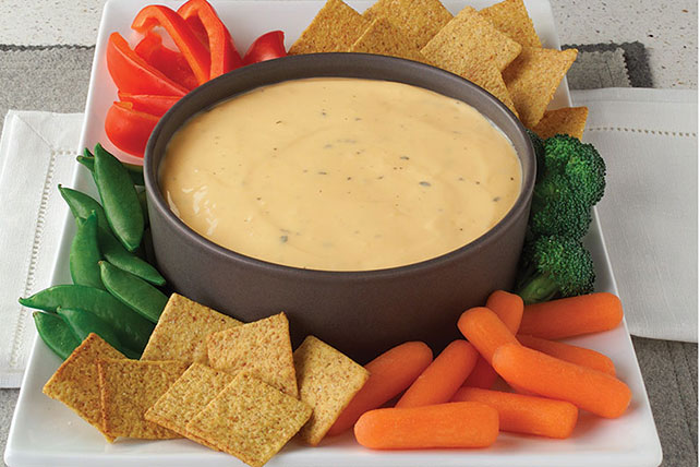 VELVEETA® Zesty Ranch Dip Image 1
