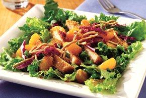Firecracker Chik'n Salad