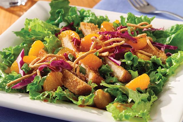 Firecracker Chik'n Salad Image 1