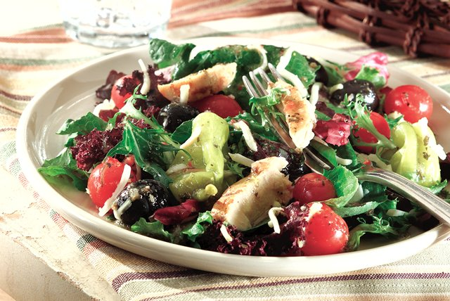 Chicken Antipasto Salad Image 1