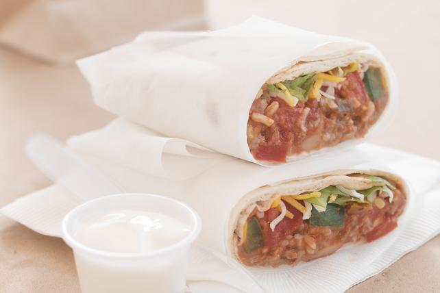 El Grande Burrito Recipe Image 1