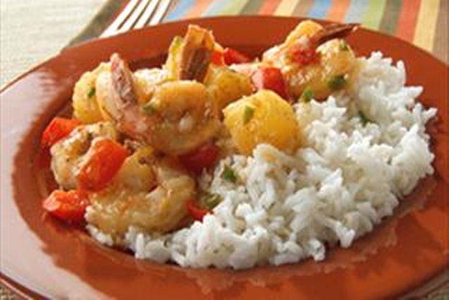 Caribbean Shrimp Image 1
