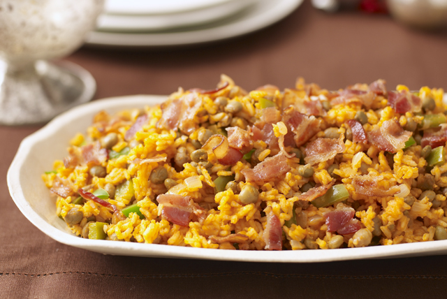 Gandules with Rice