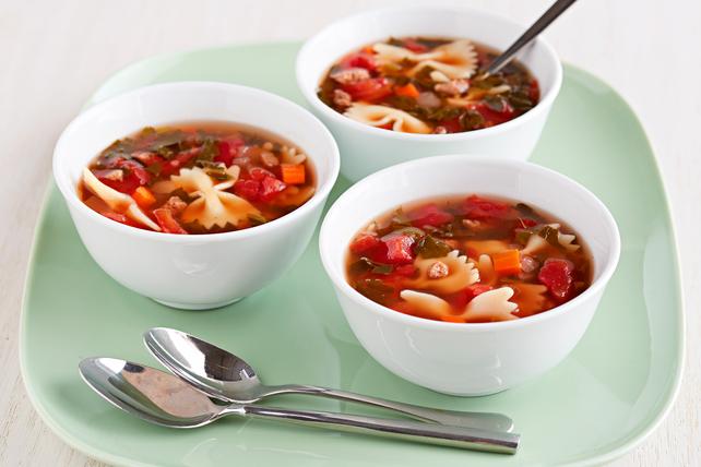 BOCA Vegetarian Minestrone Soup Recipe  Image 1