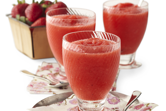 Berry Lemonade Slush Image 1