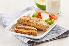 America's Favorite Grilled Cheese Sandwich Lunch