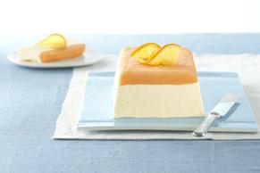 Frosty Orange Creme Layered Dessert
