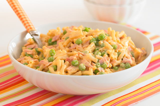Simple Mac and Ham Dinner Image 1