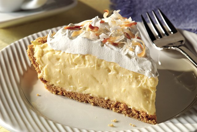 Easy Coconut Cream Pie Image 1