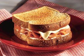 Ham Cordon Bleu Sandwich