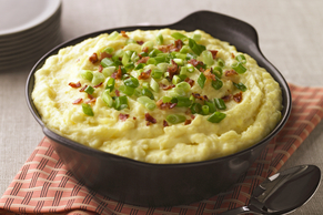 Tracy's Make-Ahead Mashed Potatoes