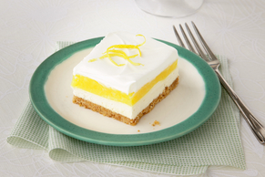 Layered Lemon Squares