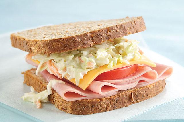 Caesar Slaw Sandwich Image 1