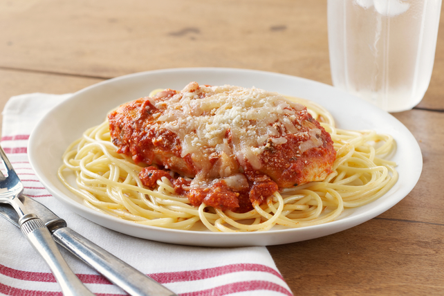 Easy Chicken Parmesan Kraft Recipes