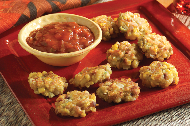 STOVE TOP Skillet Fritters Image 1