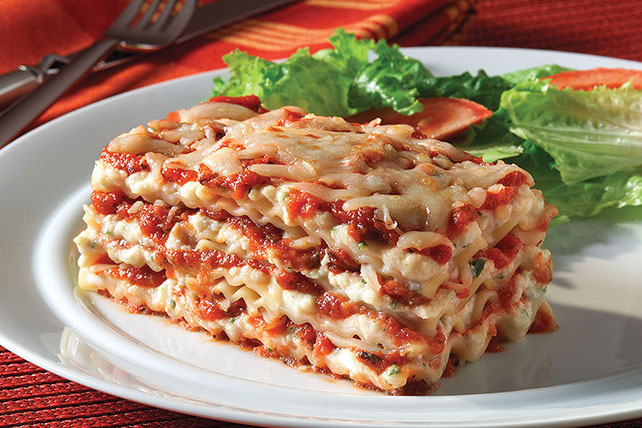 Table-for-Two Lasagna Image 1