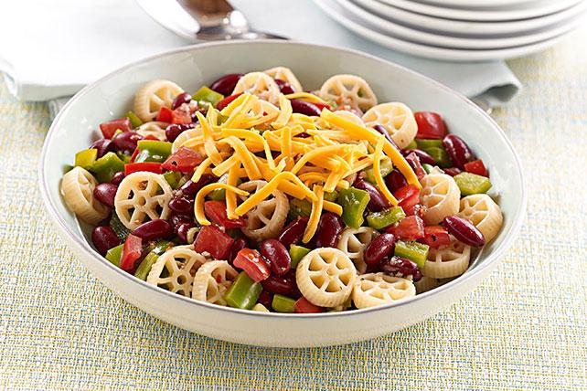 Minestrone-Style Pasta Salad Image 1