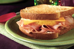 Hawaiian Ham & Cheese
