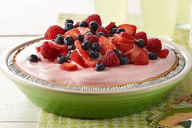 Summer Lemon-Berry Pie Image 1