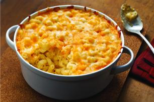 Recettes de macaroni et fromage