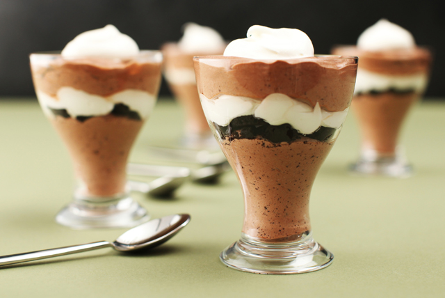 Mocha Pudding Parfaits Image 1