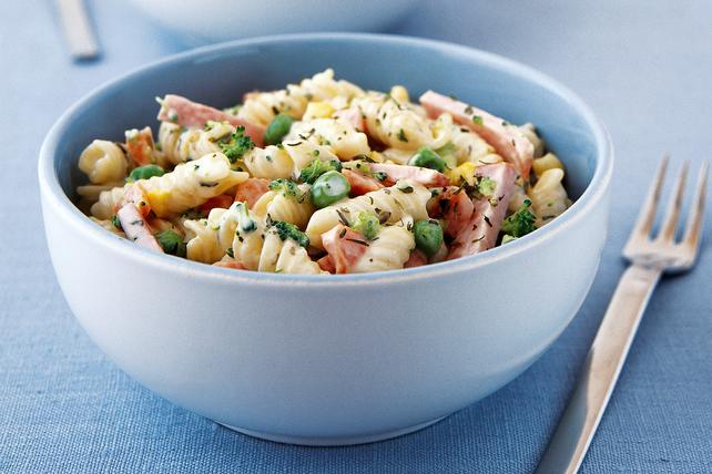 Italian-Style Ham Primavera Image 1