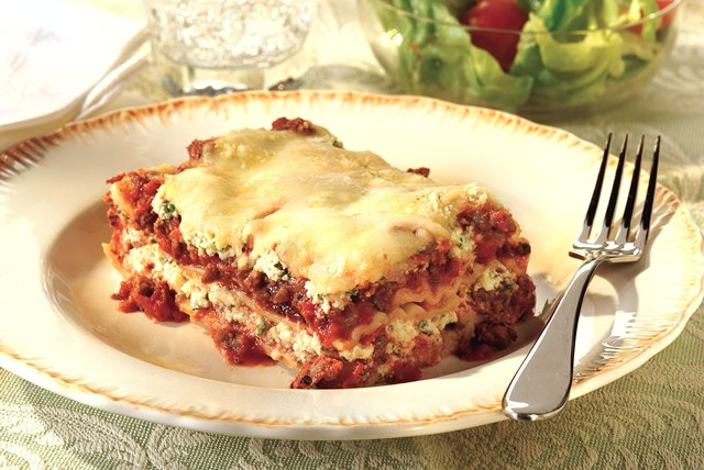 Our Best Lasagna Image 1