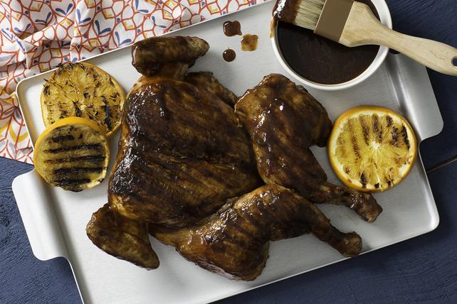 Poulet barbecue sucré et épicé style Memphis Image 1