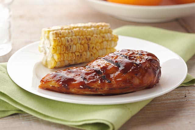 Citrus-Barbecued Chicken Breasts Image 1