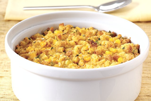 Savory Corn Spoon Bread Image 1