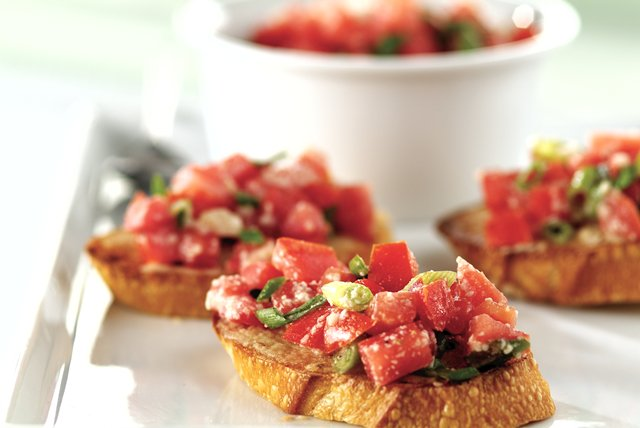 Easy Bruschetta Image 1