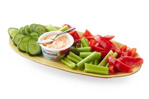 Garden Veggie Snackers