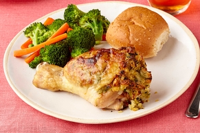 Stuffed Chicken Leg Recipe
