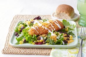 Crispy Chicken Mexicali Salad