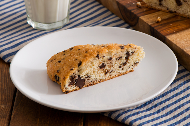 Chocolate Chunk Scones Image 1
