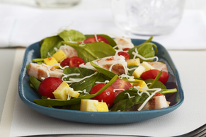 Zesty Grilled Chicken Salad Recipe