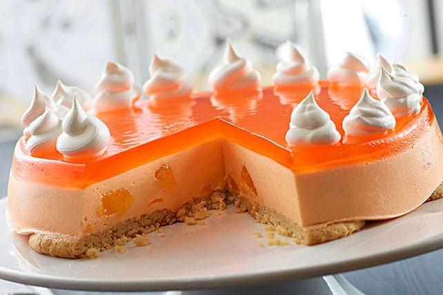Jello Cake Recipe Kraft: Orange Easter Cake