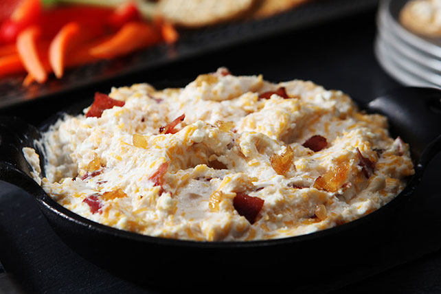 Cheese-Bacon Spread