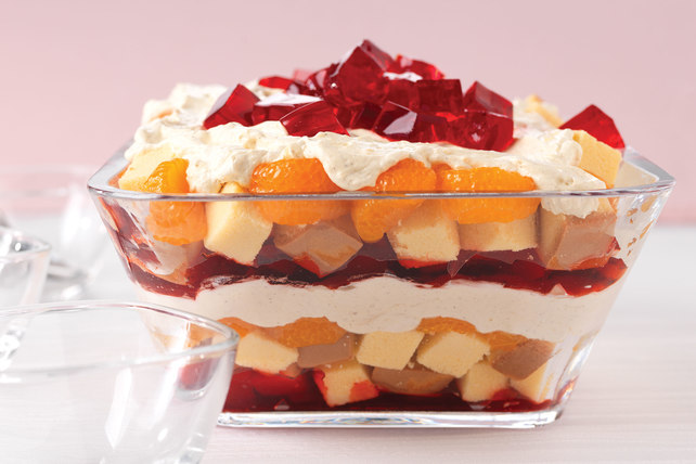 Cranberry-Orange Trifle Image 1