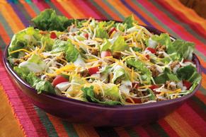 Tossed Taco Salad