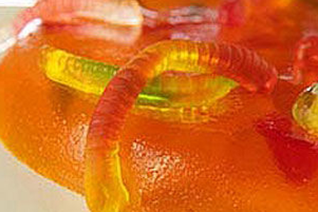 Creepy Crawly Gelatin Image 1