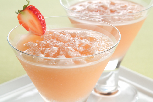 Strawberry Kiwi Mock Margarita Image 1