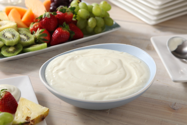 Lemon-Yogurt Dip Image 1