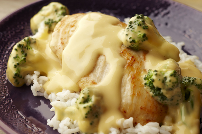 Cheesy Chicken Recipe Image 1