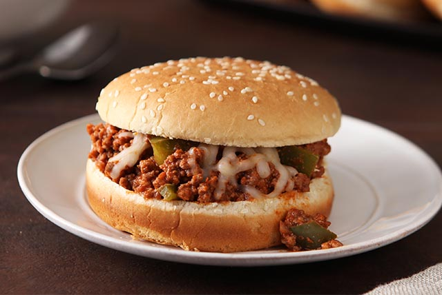 Pizza Sloppy Joes Image 1